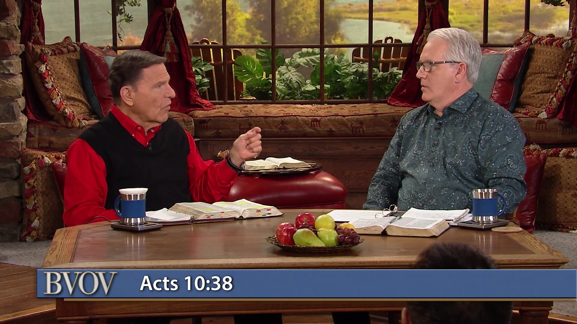 Have you turned on the power switch to your BLESSING? Join Kenneth Copeland and Professor Greg Stephens on Believer's Voice of Victory as they explain why you must speak THE BLESSING to activate it in your life. What's in your mouth when COVID-19 comes, when financial trouble comes? Be a covenant talker and see your covenant come alive!