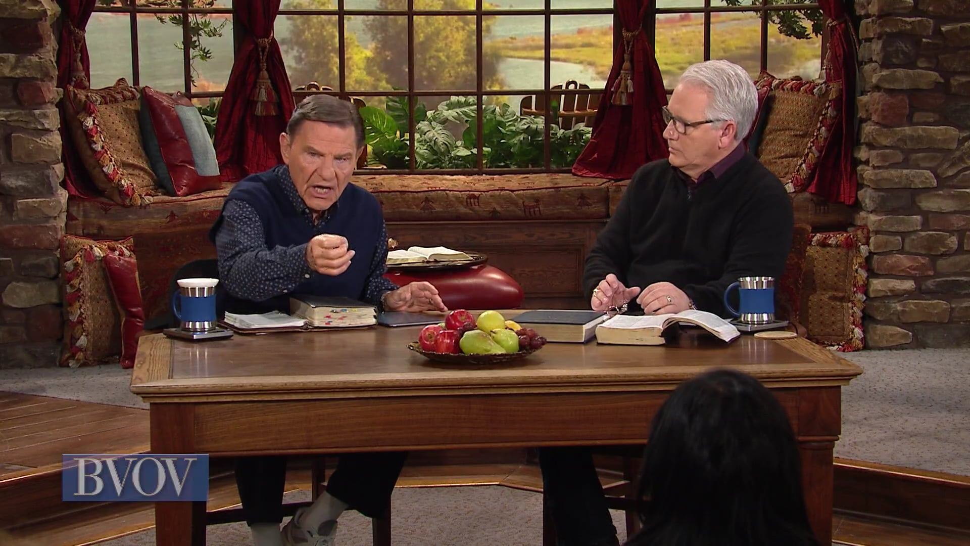 God never changes! Join Kenneth Copeland and Professor Greg Stephens on Believer's Voice of Victory as they show you why THE BLESSING, today, creates just as it did from the very beginning. Learn why we can see how God does everything from the time of Creation. That same BLESSING creates for you today!