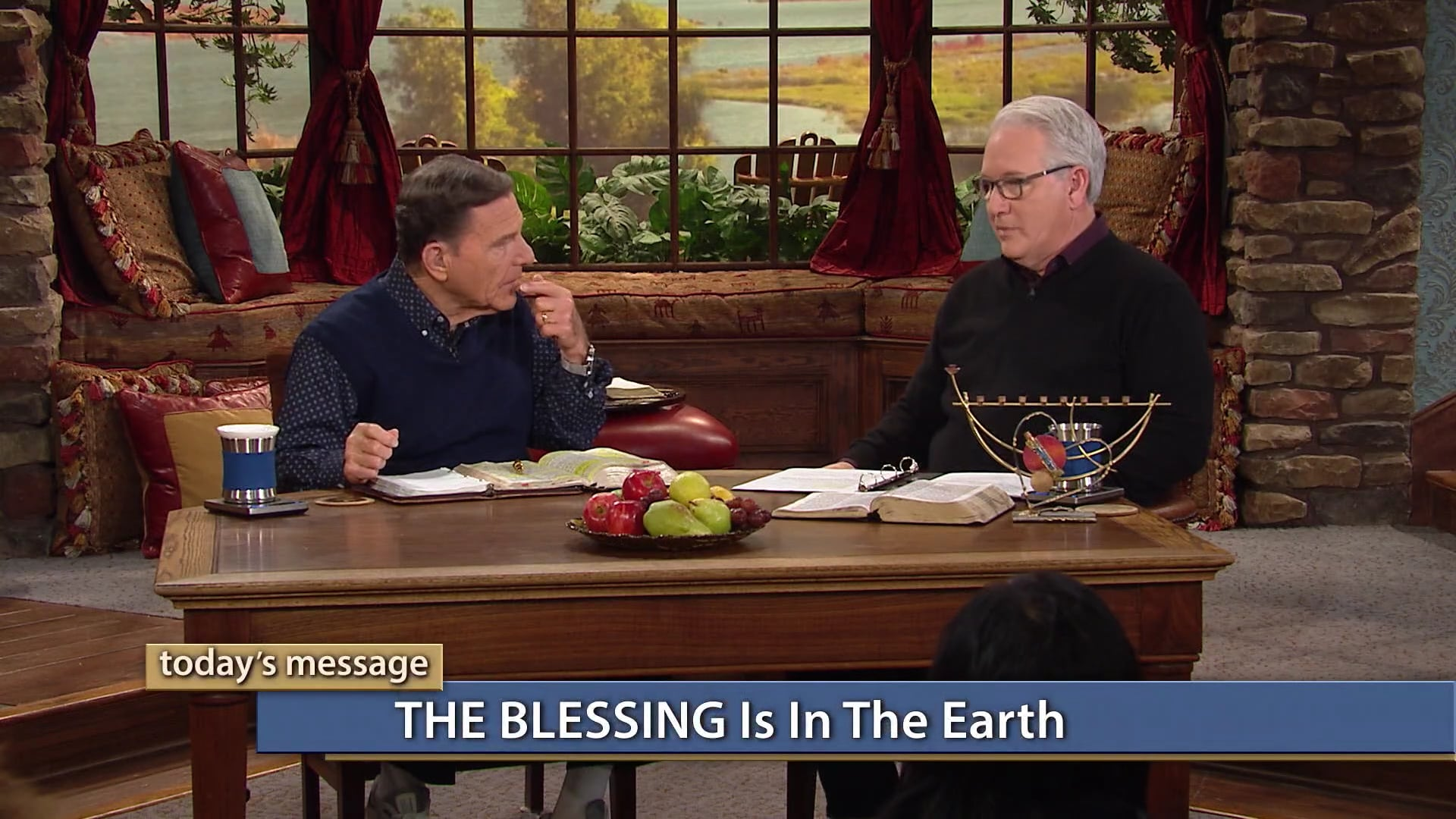 A blood covenant is why THE BLESSING is in the earth! Join Kenneth Copeland and Professor Greg Stephens on Believer's Voice of Victory as they explain the significance between Jewish holidays and the conception and birth of Jesus. Learn how precise the Father was in the details and why the heavens rejoiced that THE BLESSING had come into the earth!