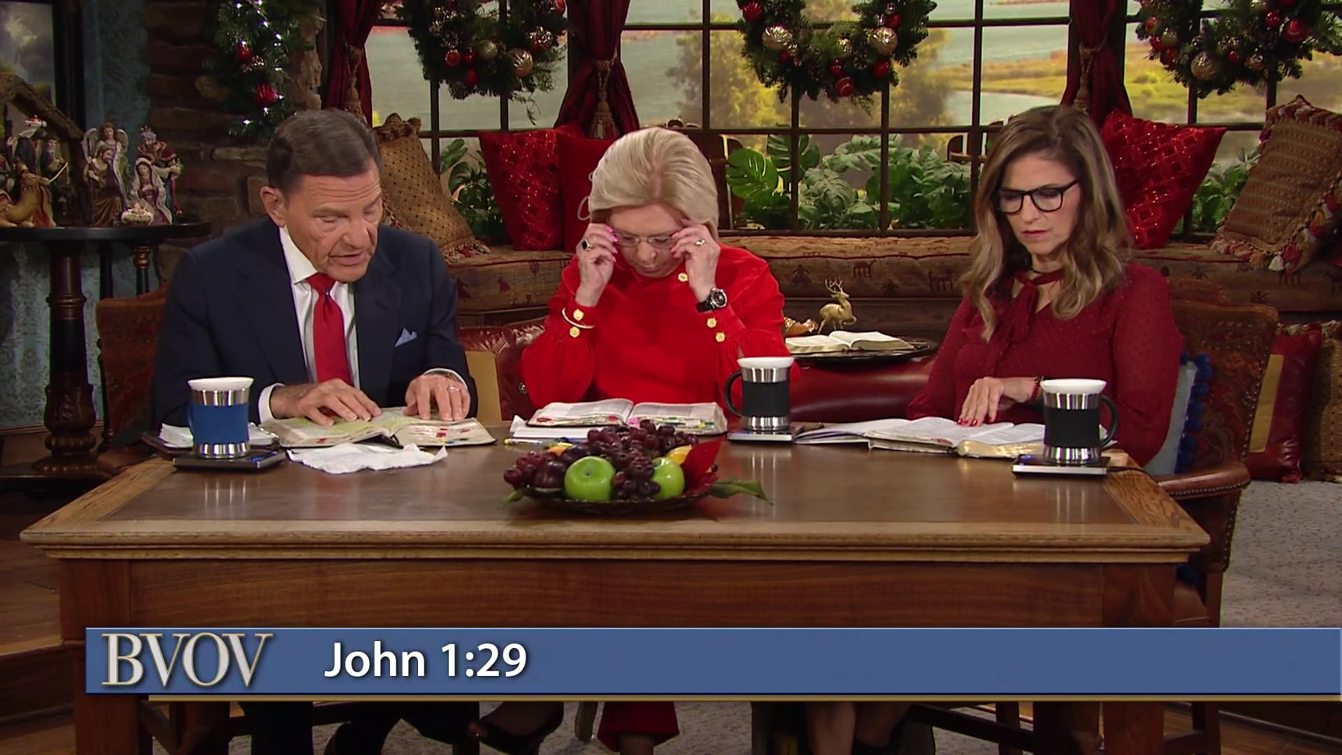 The birth of Jesus was supernatural, but leading up to it required countless other miracles! Join Kenneth and Gloria Copeland with Kellie Copeland on Believer's Voice of Victory as they pull the curtain back on some of the miracles required for Jesus' birth to take place as it had been prophesied. Learn what type of faith each figure had to have to bring their part to pass, and how you can have the same faith in your life!