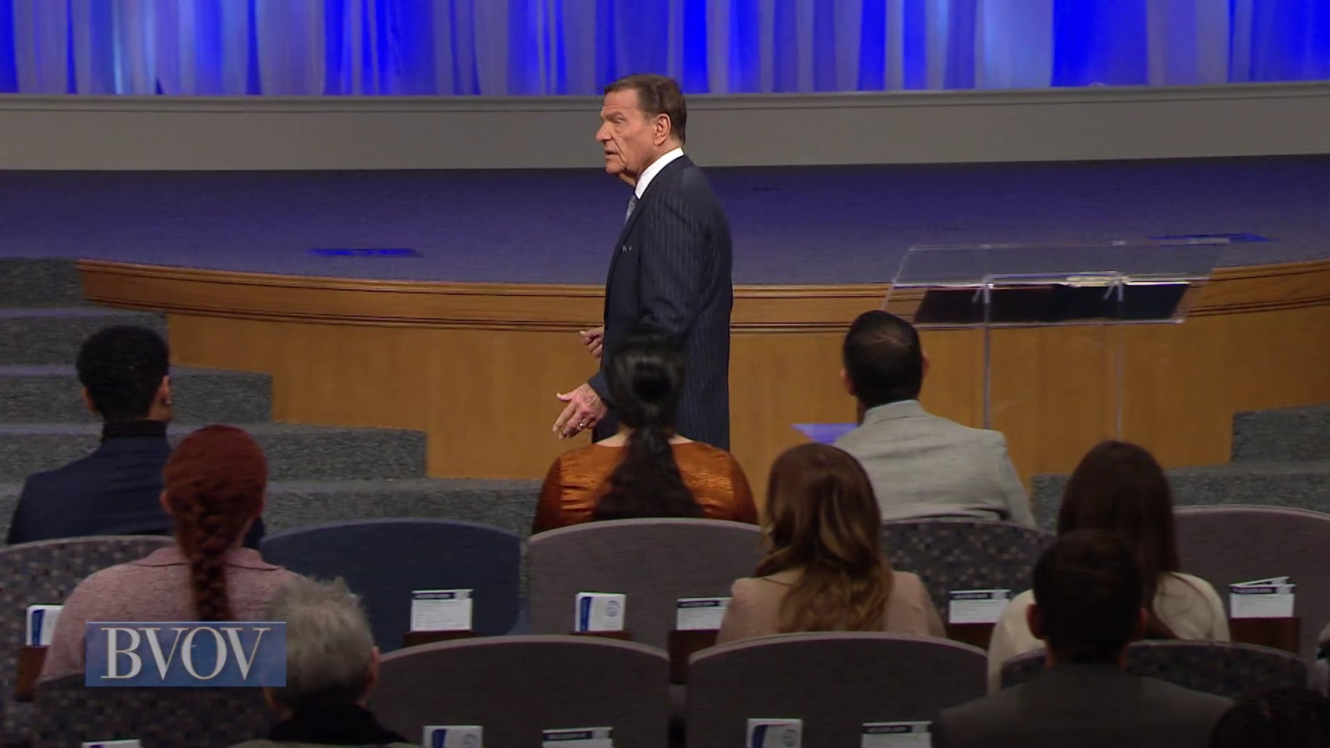 Why wasn't David afraid of Goliath? Join Kenneth Copeland on Believer's Voice of Victory as he teaches why David never feared Goliath. Learn how David always had covenant on his mind. He knew his covenant would do the fighting for him, and he focused his heart on the reward, not the fight. You can do the same—trust that your covenant will fight for you!