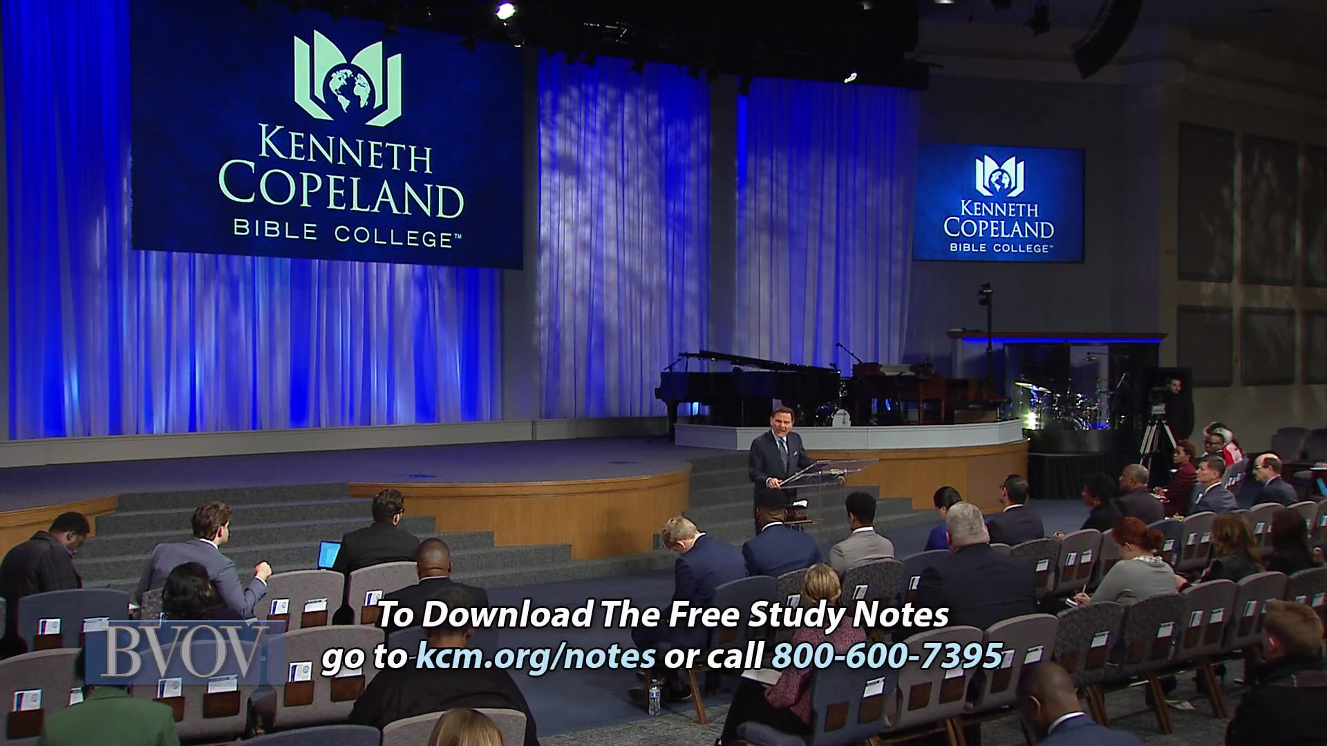 Don't mess with God's covenant people! Watch Kenneth Copeland on Believer's Voice of Victory as he explains how the covenant will defend you. As you begin this new year, learn how to exercise your authority through Jesus to defeat every evil spirit. You have been delivered from the kingdom of darkness!