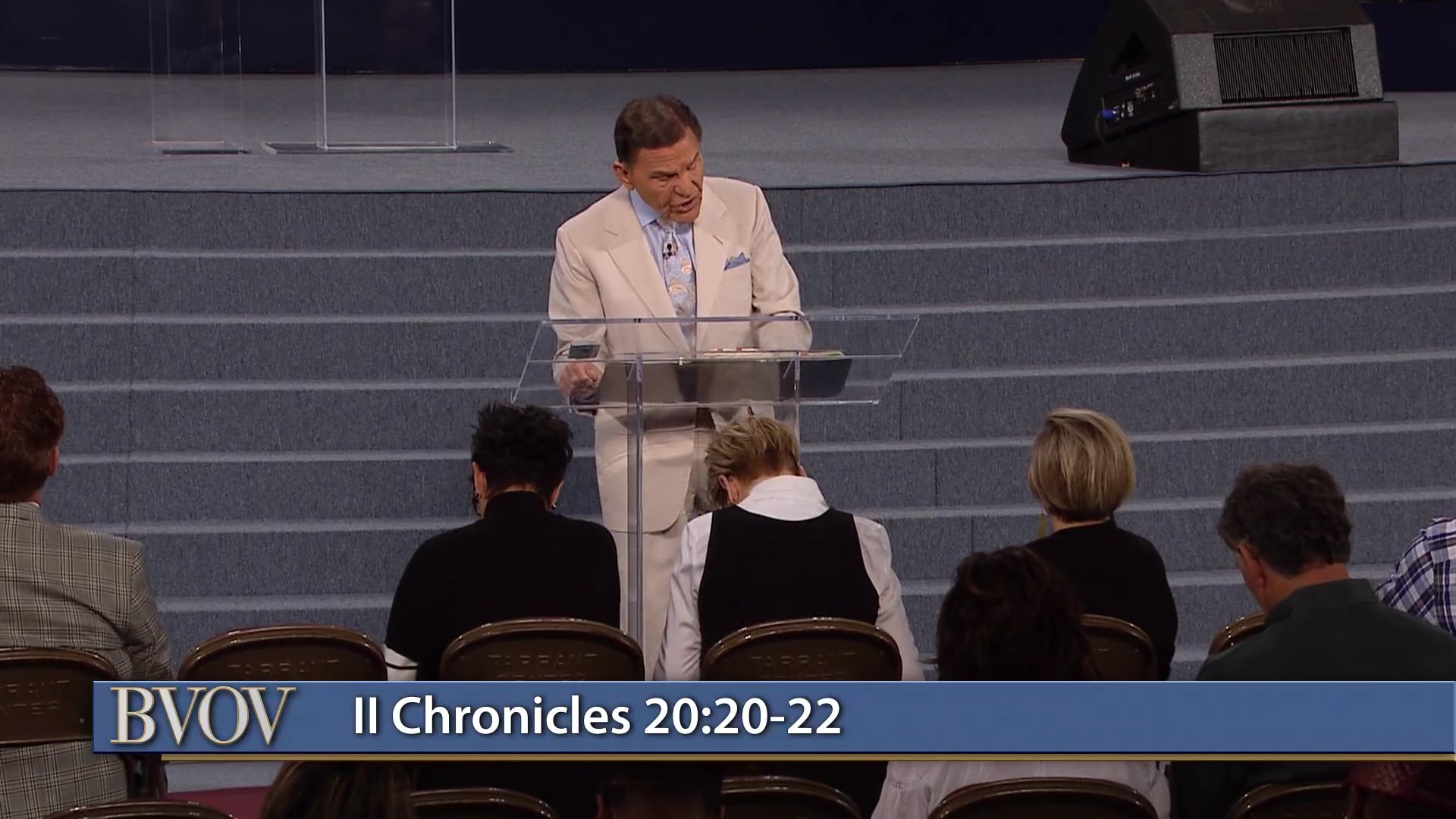 God's covenant promises provide healing, protection, prosperity and much more to all who will believe His WORD. Today, on Believer's Voice of Victory, Kenneth Copeland teaches from The WORD of God how to access the abundant blessings in His covenant.