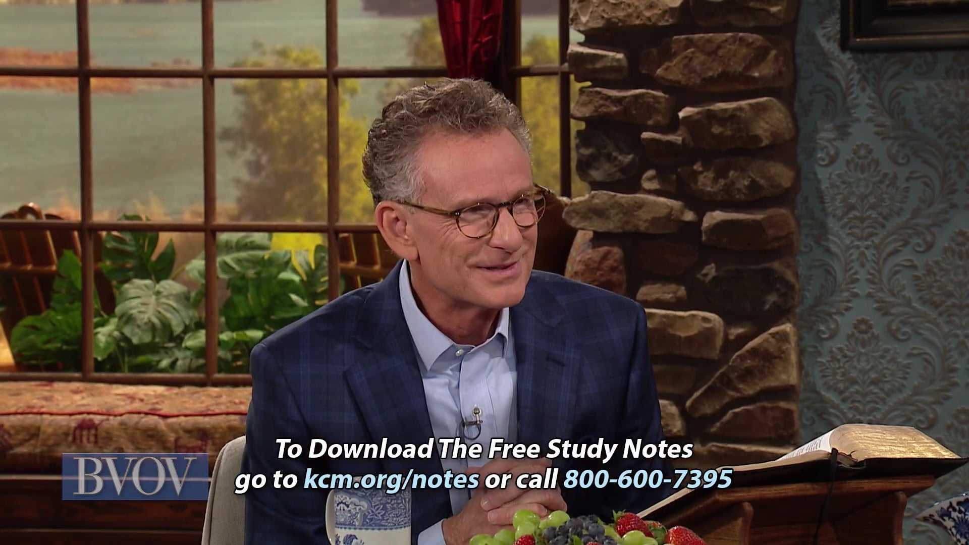 Jesus made the way for every Christian to prosper—spirit, soul and body. Today, on Believer's Voice of Victory, Gloria Copeland and George Pearsons teach what biblical prosperity principles are and how to live them. Watch and discover how THE BLESSING is more than enough for you to begin living in the overflow!