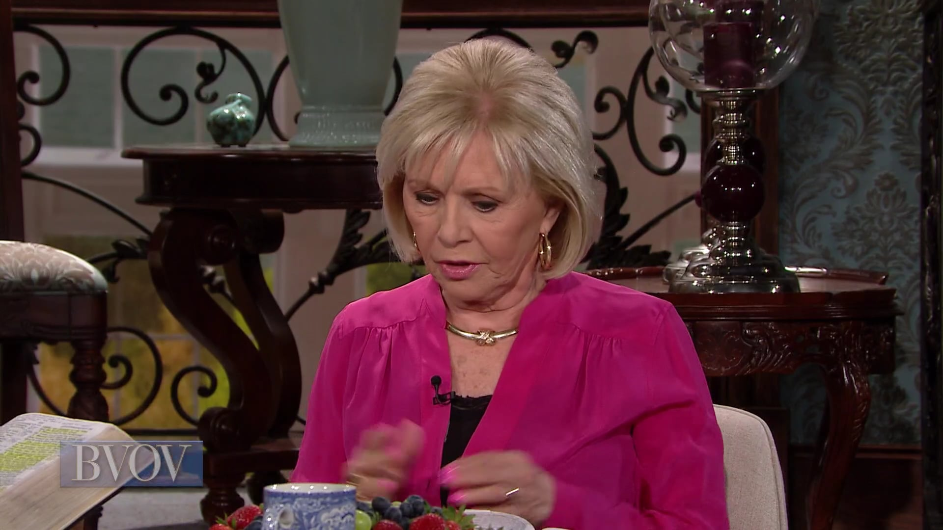 Everyone must choose either to live in an abundant life of overflow or settle for the paycheck-to-paycheck life of underflow. Today, on Believer's Voice of Victory, with Gloria Copeland and George Pearsons, learn why God desires for you to have a surplus of prosperity. You should be living in the overflow!