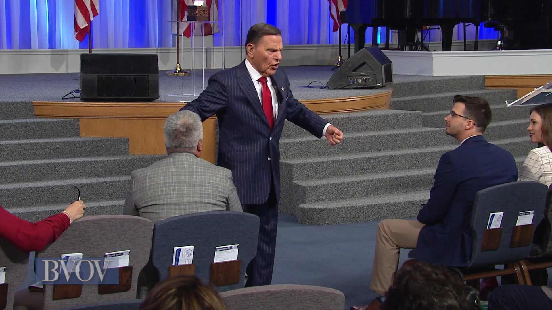 How do you become rooted in the basics of faith? One step at a time! Watch Believer's Voice of Victory as Kenneth Copeland shares personal experiences that were the steppingstones of faith, that led to where he is today. Learn how you, too, can use times of encouragement and discouragement as your steppingstones to victory!