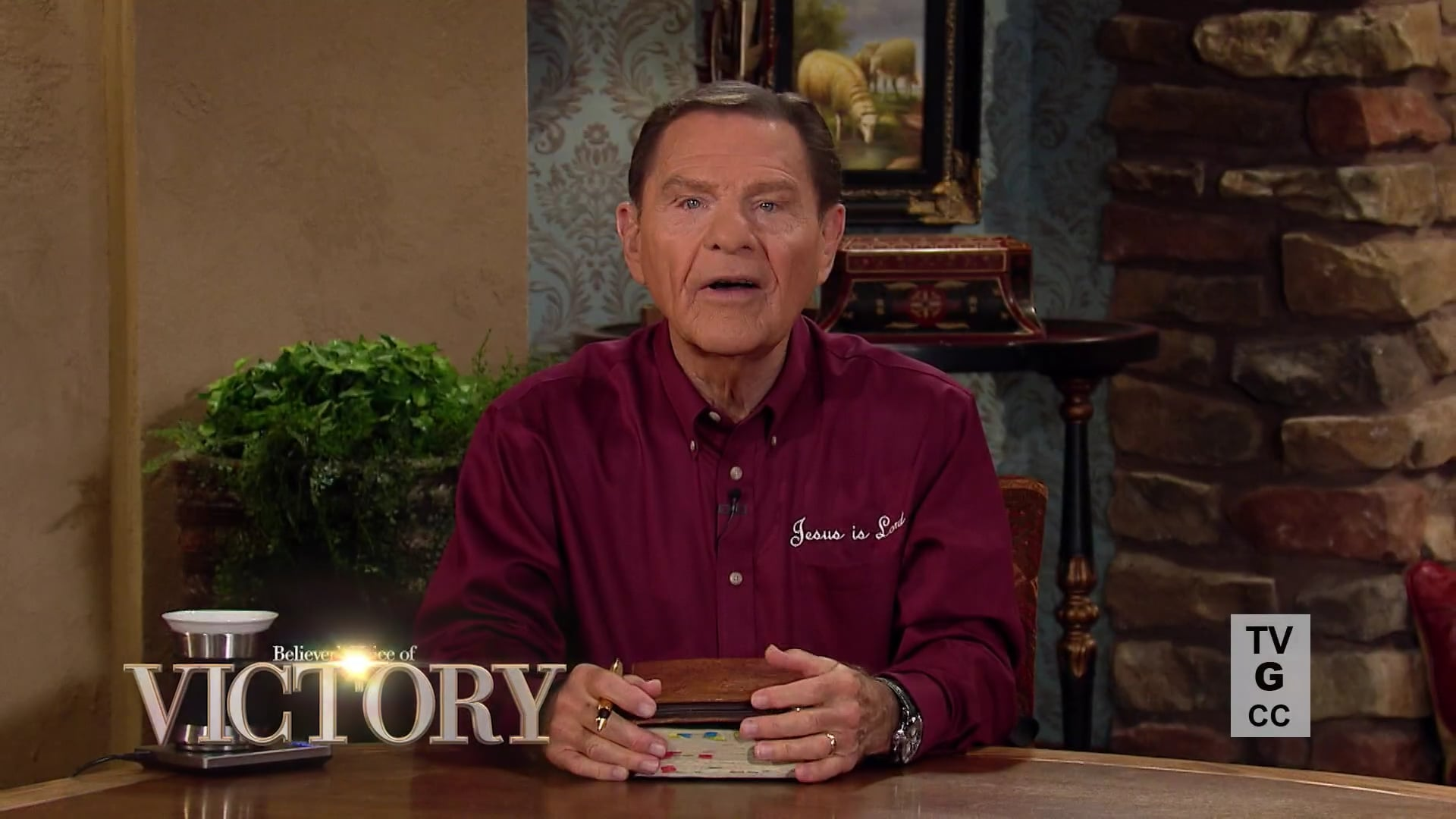 Are you considering Jesus and your covenant? Watch Kenneth Copeland on Believer's Voice of Victory as he explains how faith doesn't consider symptoms or circumstances, it only considers what God has said about the matter. When it comes to healing, you'll have what you consider and say!