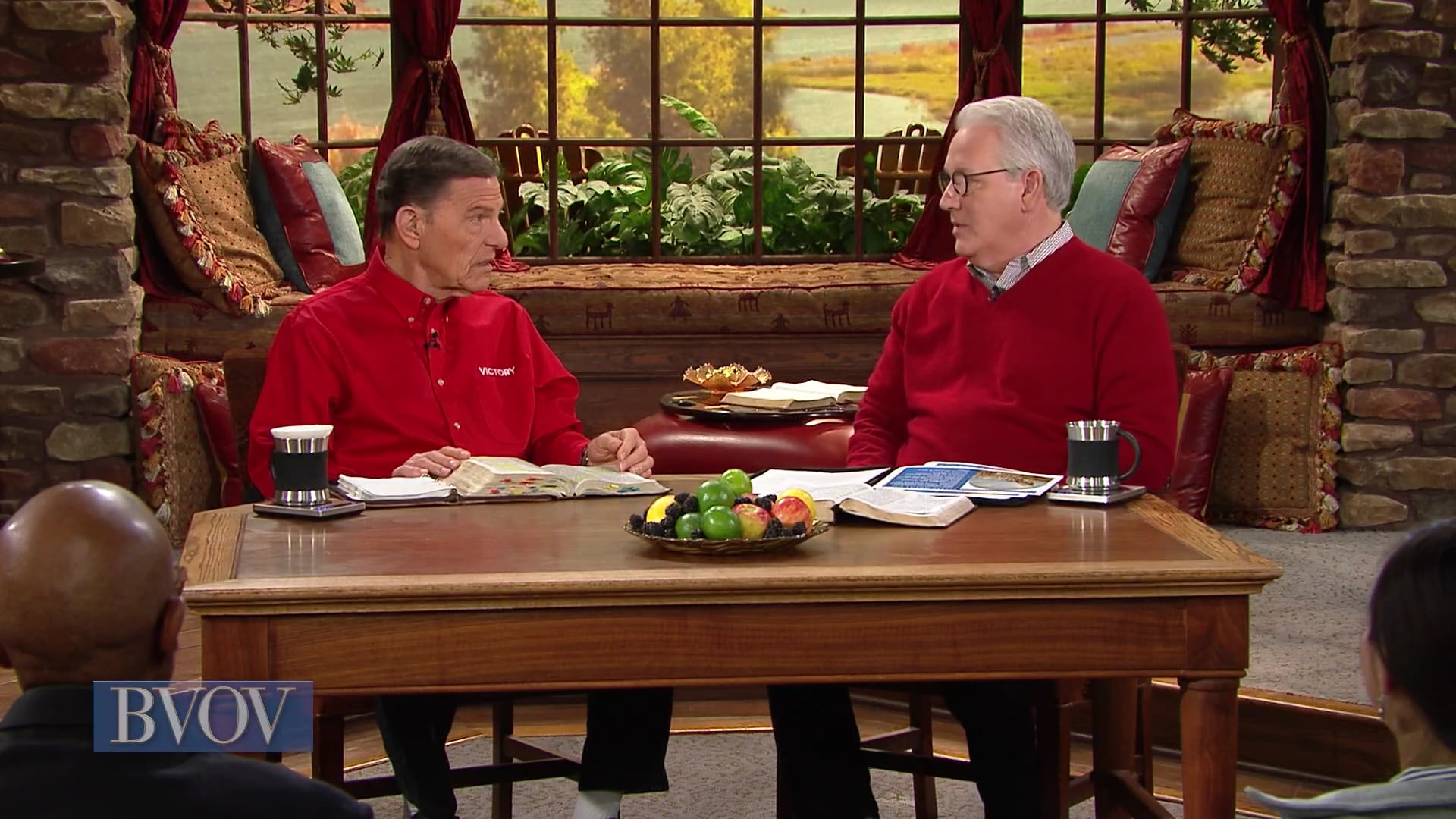 Watch Kenneth Copeland and Professor Greg Stephens on Believer's Voice of Victory as they share how divine direction comes from your covenant connection with God and anointed ministries. When you seek first His kingdom and His righteousness, and all these things are added—that's covenant partnership!