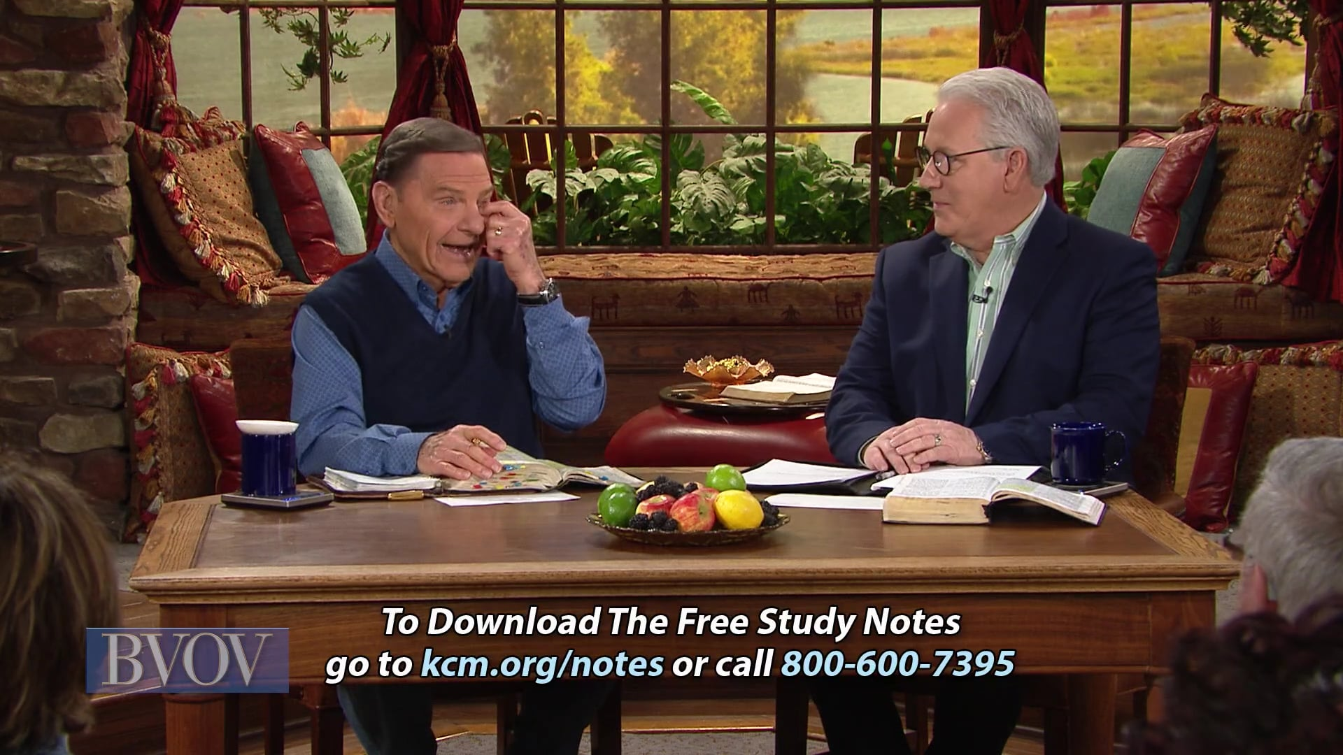 Your covenant with God will give you inside information in advance! Join Kenneth Copeland and Professor Greg Stephens on Believer's Voice of Victory as they share how, just as God told Abraham about the destruction of Sodom and Gomorrah in advance, God will not leave you without the guidance of the Holy Spirit for your protection. You are protected in covenant partnership with God!