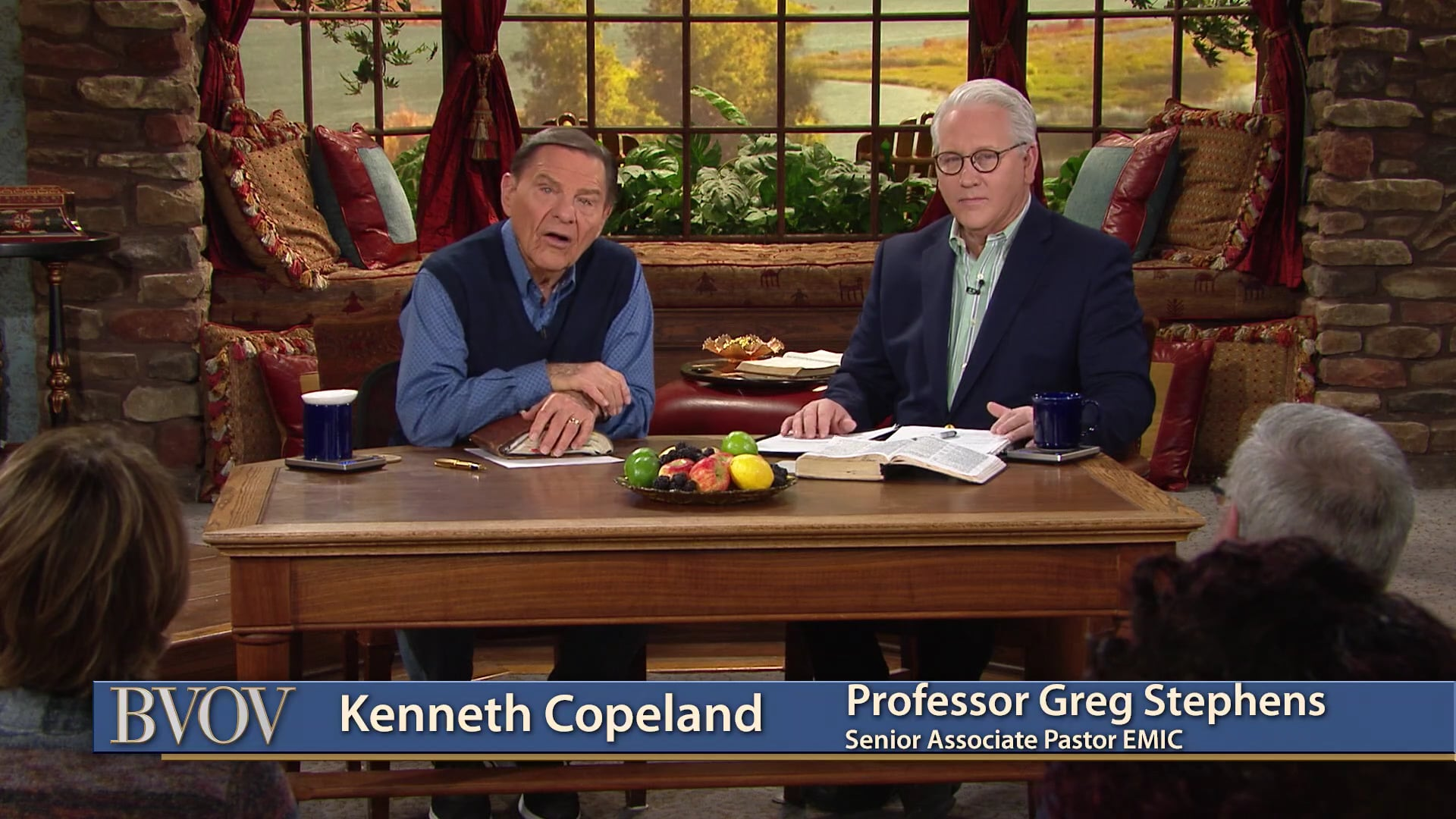 Watch Kenneth Copeland and Professor Greg Stephens on Believer's Voice of Victory as they unpack the Genesis 12:3 partnership blessing. Learn why you are blessed through covenant partnership and why you must always stay on THE BLESSING side of life!