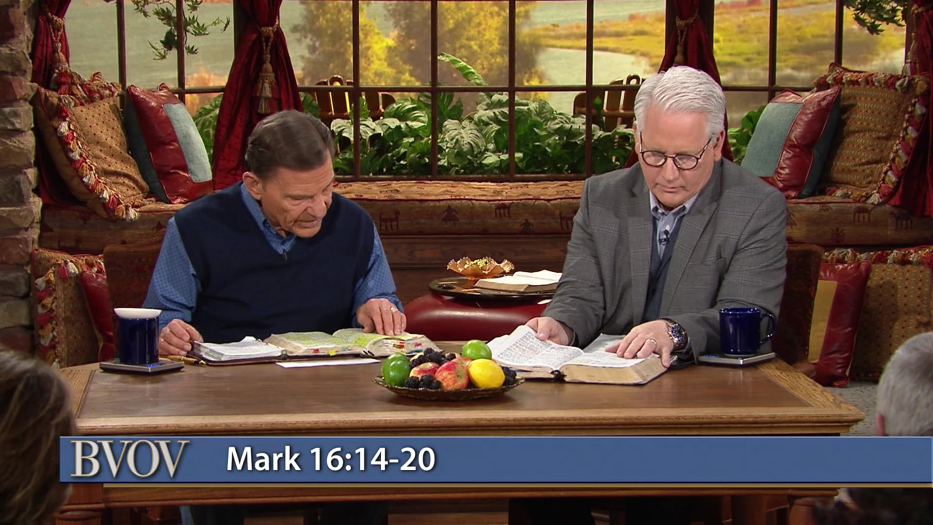 Watch Believer's Voice of Victory as Kenneth Copeland and Professor Greg Stephens share how every ministry in the Bible was joined together in covenant partnership with others. Listen in as they share stories of partnership throughout Scripture and how those same principles apply to us today.
