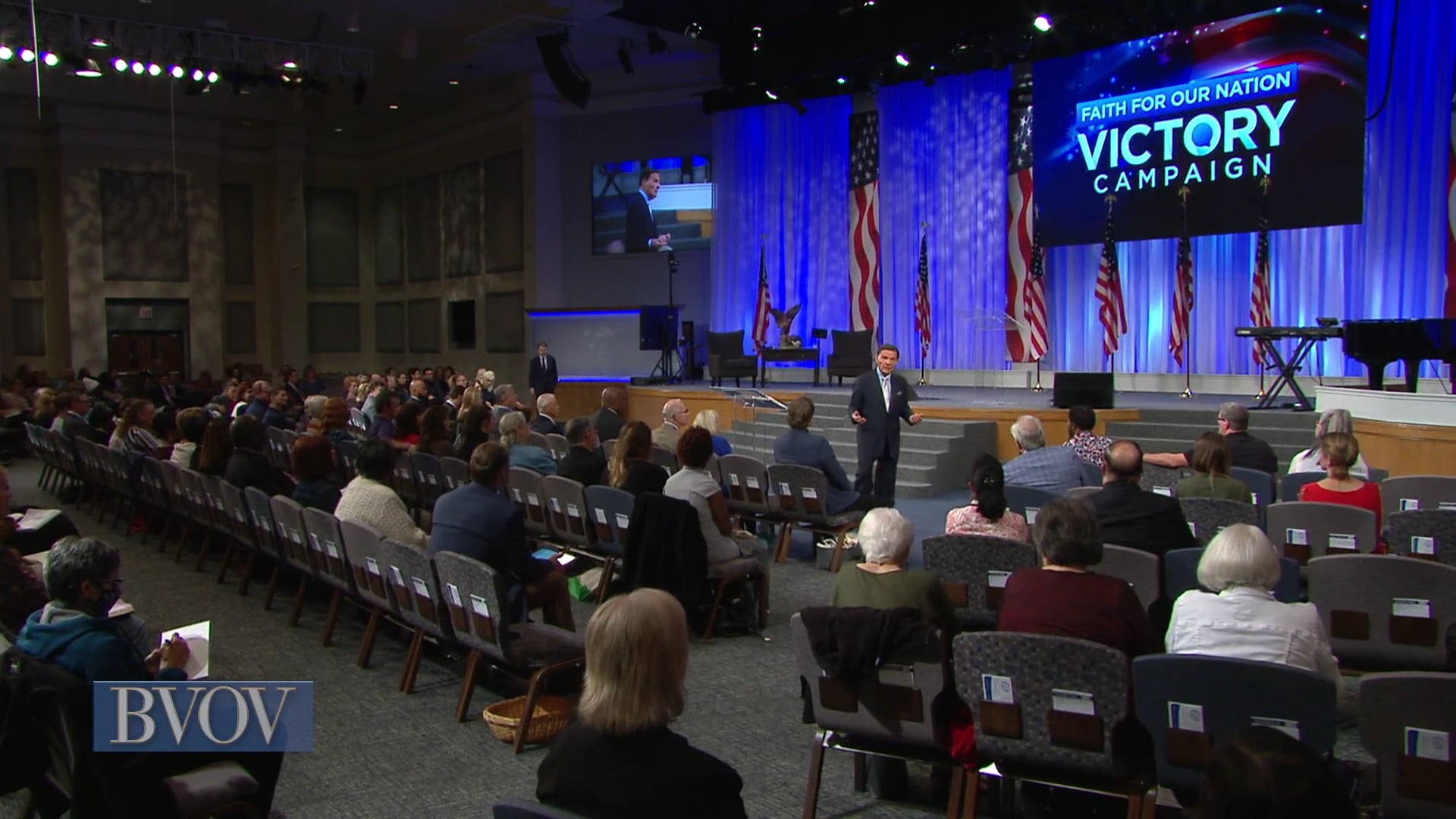True strength is built by feeding and standing on God's WORD. Today, Kenneth Copeland explains on Believer's Voice of Victory, that keeping a firm stand on The WORD of God will always cause you to grow and overcome.