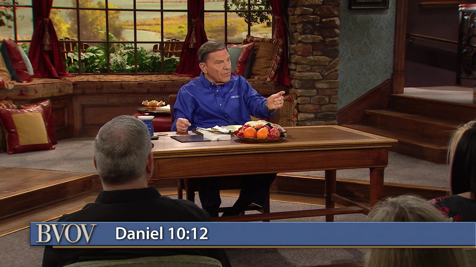 Are you intimidated by demonic forces? Watch Kenneth Copeland on Believer's Voice of Victory as he teaches how faith expects victory over the kingdom of darkness. Victory is always sure through the power of the Name of Jesus!