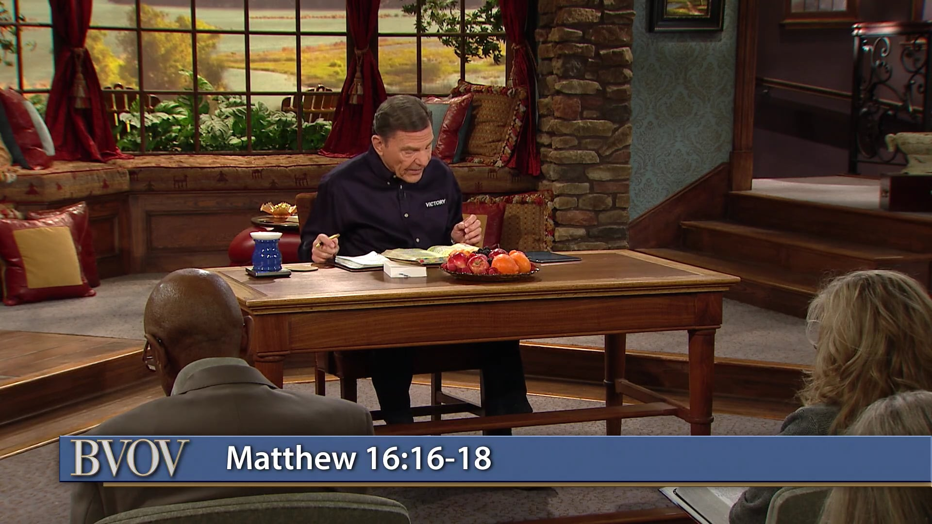 """Do you know what Jesus meant when He said, """"On this rock I will build My church..."""" (Matthew 16:18, New King James Version)? Join Kenneth Copeland on Believer's Voice of Victory as he teaches you the difference between revealed knowledge and sense knowledge. Learn why the Church is built on the rock of revelation knowledge and how you can live in the fullness of its benefits."""
