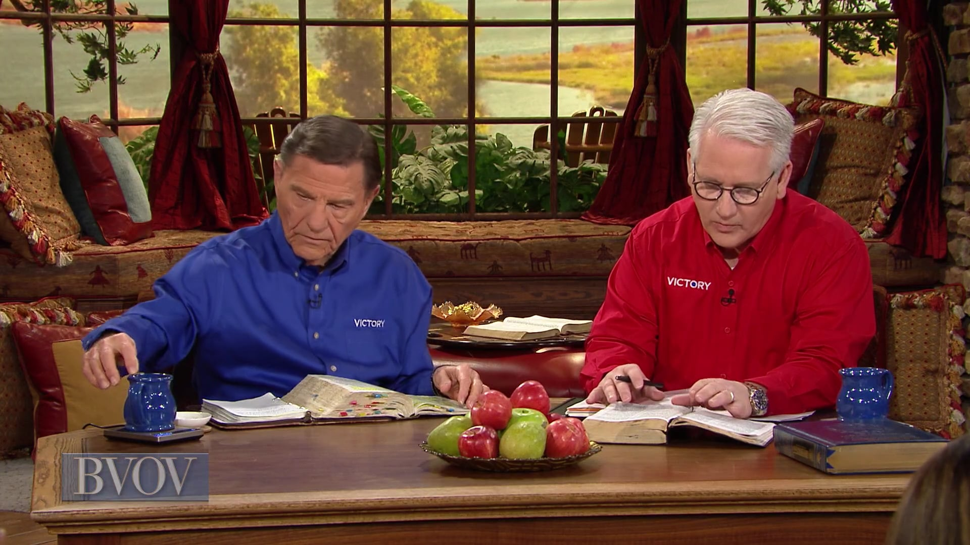 """What does """"when sin is full"""" mean? Watch Kenneth Copeland and Professor Greg Stephens on Believer's Voice of Victory as they continue to unpack how the Bible defines iniquity and God's certain response. Learn the difference between sin, iniquity and transgression and how you can protect your spirit from all three."""