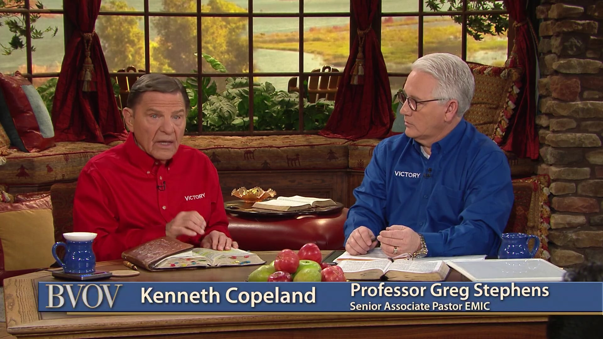 The LORD is good to all! Join Kenneth Copeland and Professor Greg Stephens on Believer's Voice of Victory as they discuss how our covenant God is full of compassion—even when it comes to judgment. When you understand God's timing, you will be at peace no matter what is going on around you!