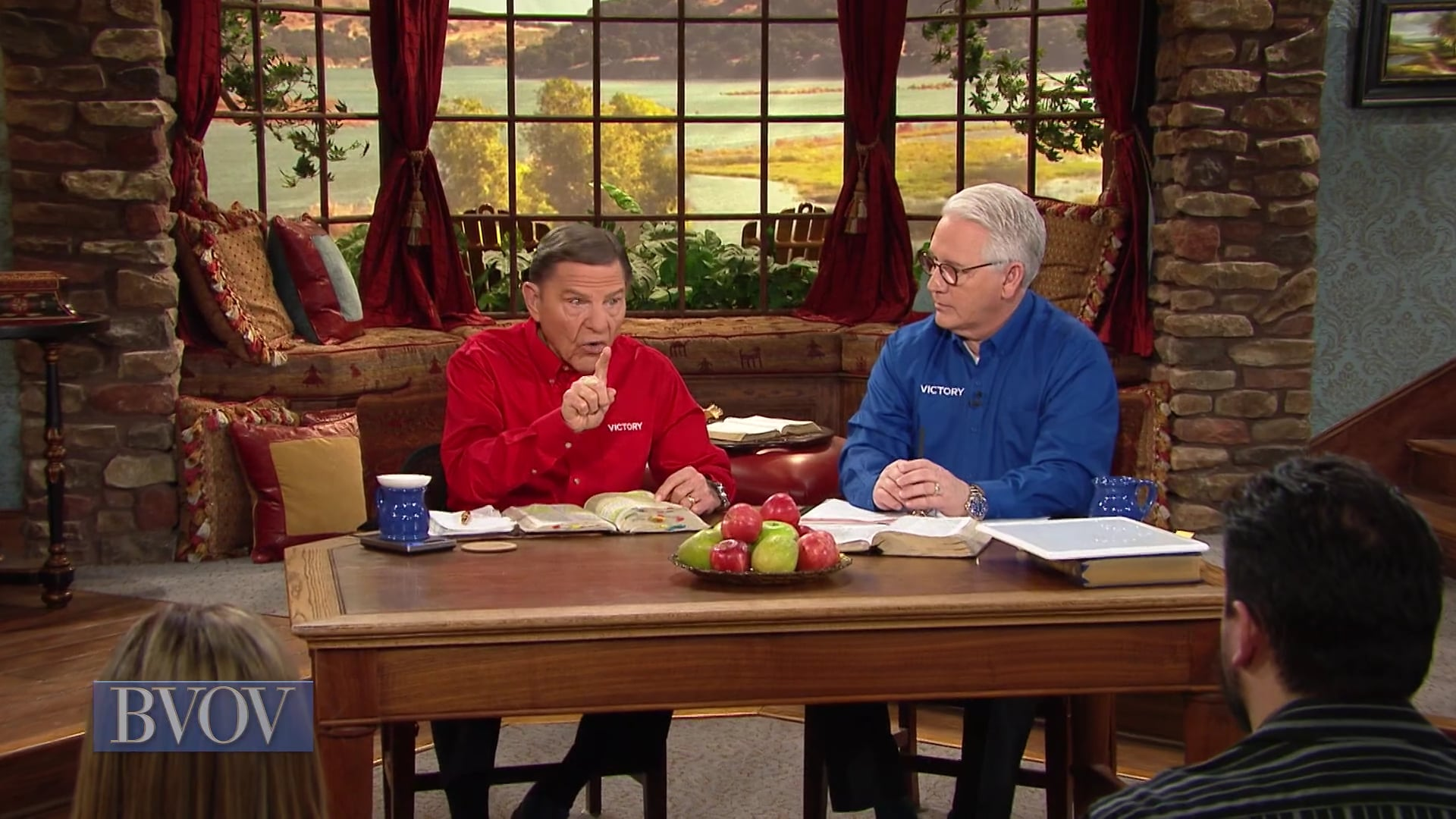 Are you a part of the answer? Watch Kenneth Copeland and Professor Greg Stephens on Believer's Voice of Victory as they share how God has the answers to the trouble that is going on in the world today. He will reveal to each of us how to be a part of the answer!