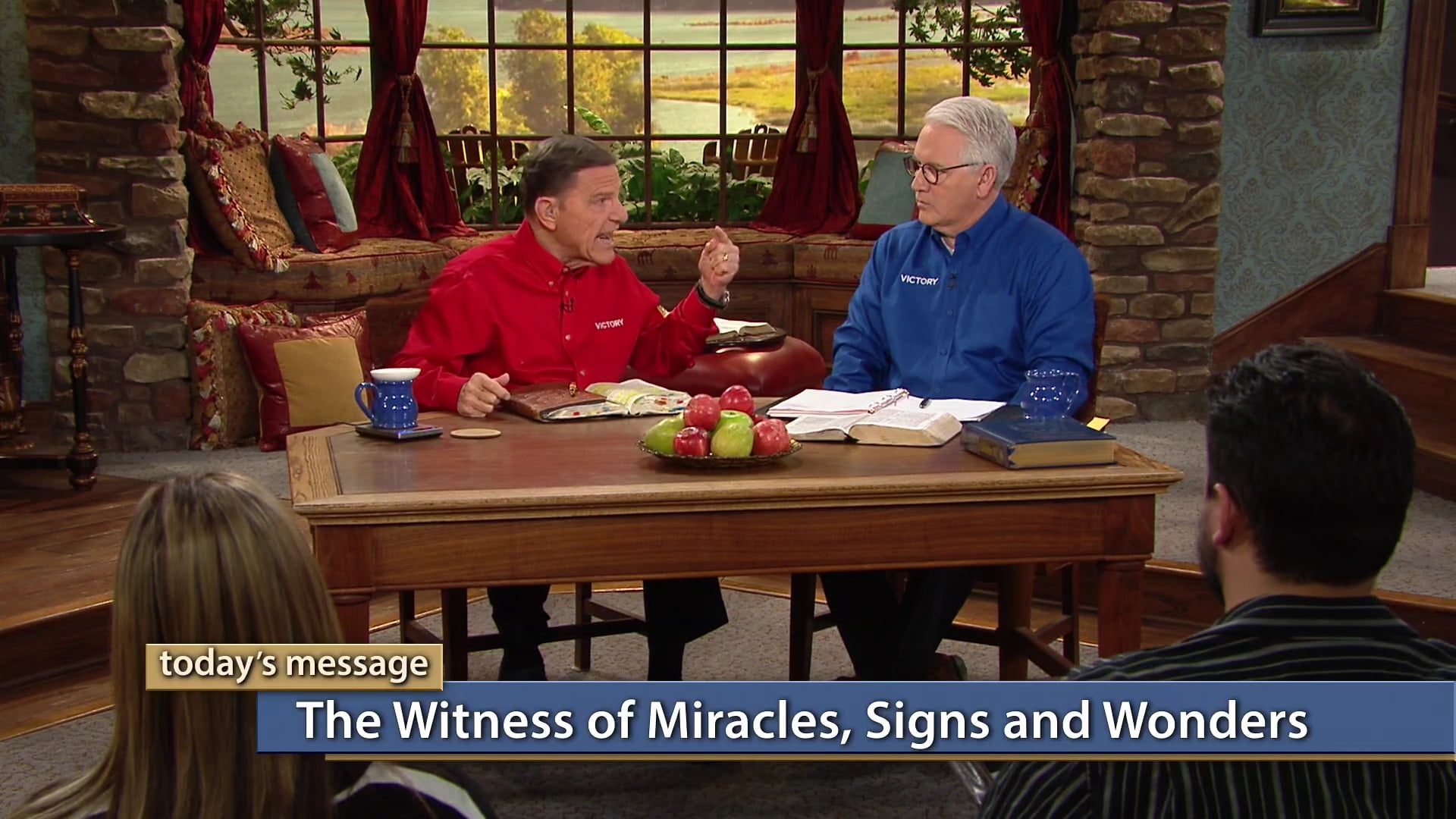 The world we live in today needs Jesus! Watch Believer's Voice of Victory as Kenneth Copeland and Professor Greg Stephens share how we are called to be a witness to all nations in the midst of the evil surrounding us. It's time for the witness of miracles, signs and wonders!