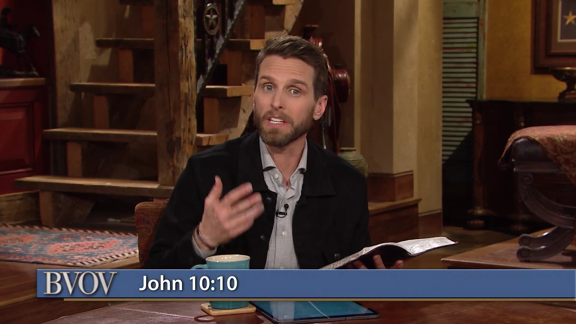"""Are you laying hold of your promises in the spirit or in the flesh? Join Jeremy Pearsons on Believer's Voice of Victory as he explains how the flesh produces nothing, but the spirit produces life more abundantly. When you learn to make God's Word the final authority in your life, you will say, """"That's the Spirit!"""""""