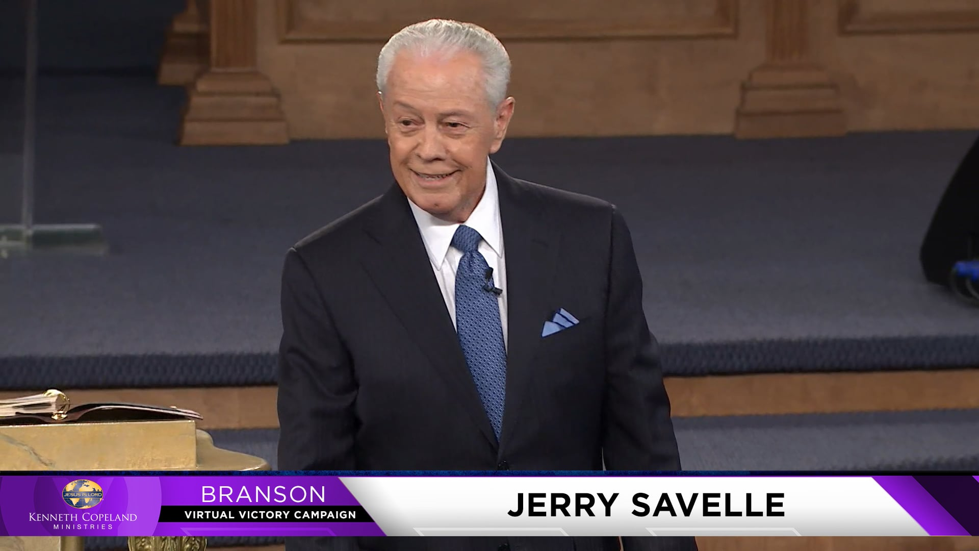 """At the 2021 Branson Virtual Victory Campaign, Jerry Savelle shares the key to supernatural increase; consistent sowing. Are you looking for a raise in your income? Don't miss an opportunity to sow when an offering is taken. Gen. 8:22 says, """"While the earth remains, seedtime and harvest….shall not cease."""""""