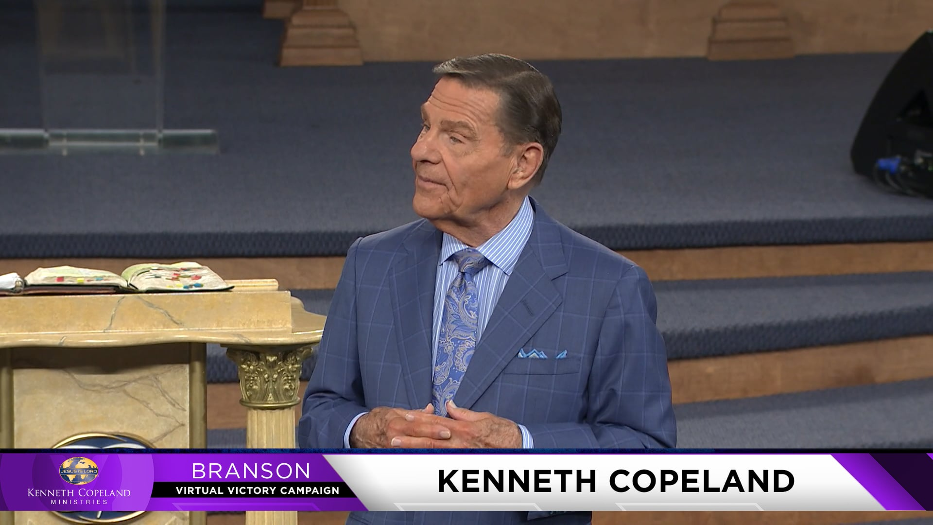 Jesus always had a plan and knew what He would do in every situation He faced on earth. At the 2021 Branson Virtual Victory Campaign, Kenneth Copeland teaches how faith is always prepared. Faith gets ready and plans ahead. Faith believes, praises God, and has corresponding actions. Its motive is love!