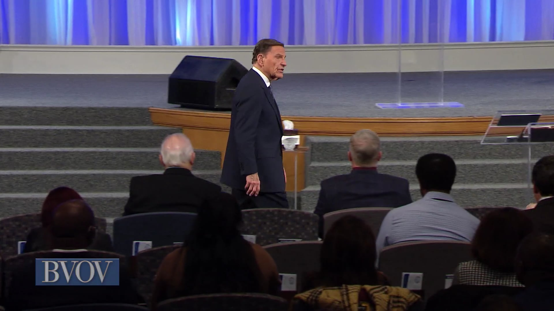 Are you expecting deliverance? Watch Believer's Voice of Victory as Kenneth Copeland teaches you how faith brings freedom from anything holding you in bondage—no matter how big or small. Learn to prepare for what you expect, and get ready for your victory today!