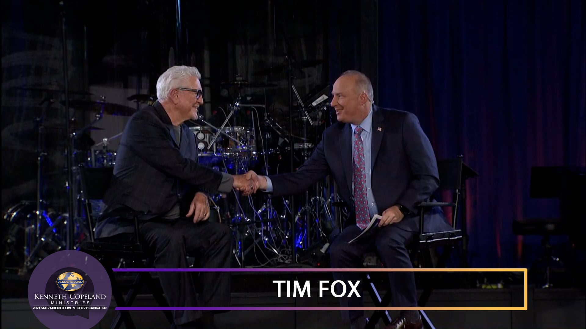 At the 2021 Sacramento Victory Campaign, join Tim Fox with pastors Dick Bernal and Bill Krause as they share how revival is happening worldwide, despite a pandemic! Hear how technology is helping to reach more people than ever with the gospel. See an exciting video about the history of Healing School.