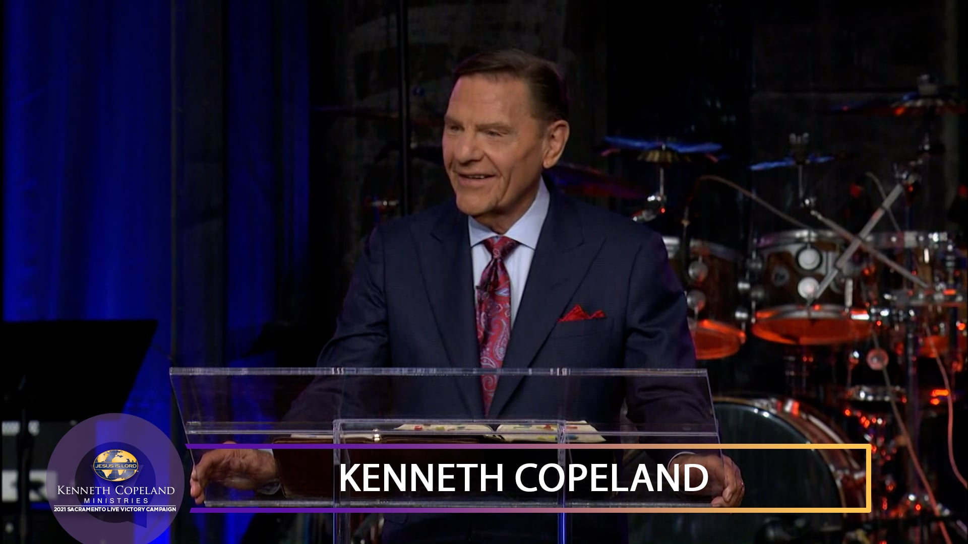 At the 2021 Sacramento Victory Campaign, Kenneth Copeland shares insight from the story of the rich, young ruler in Mark 10. This man was given a similar opportunity as the other apostles—to go work for Jesus! He left there sad and hadn't lost a thing. Never miss an occasion to give at the direction of God!