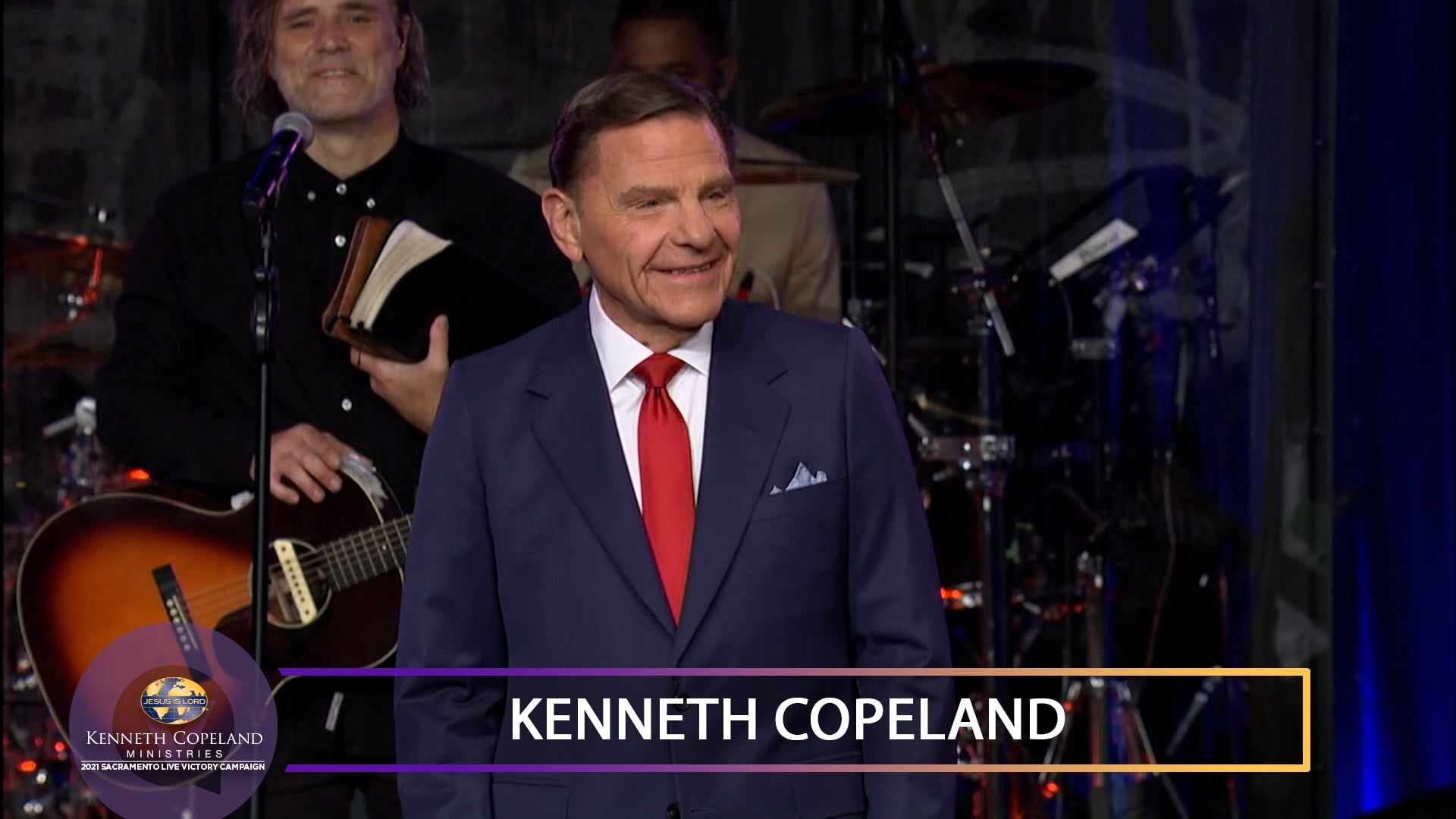 "At the 2021 Sacramento Victory Campaign, Kenneth Copeland reveals more from the story of the rich, young ruler in Mark 10. He asked, ""What shall I do to inherit eternal life?"" and in verses 29-30 Jesus answered, but he didn't stay long enough to hear. Don't jump and run and possibly miss God's direction."