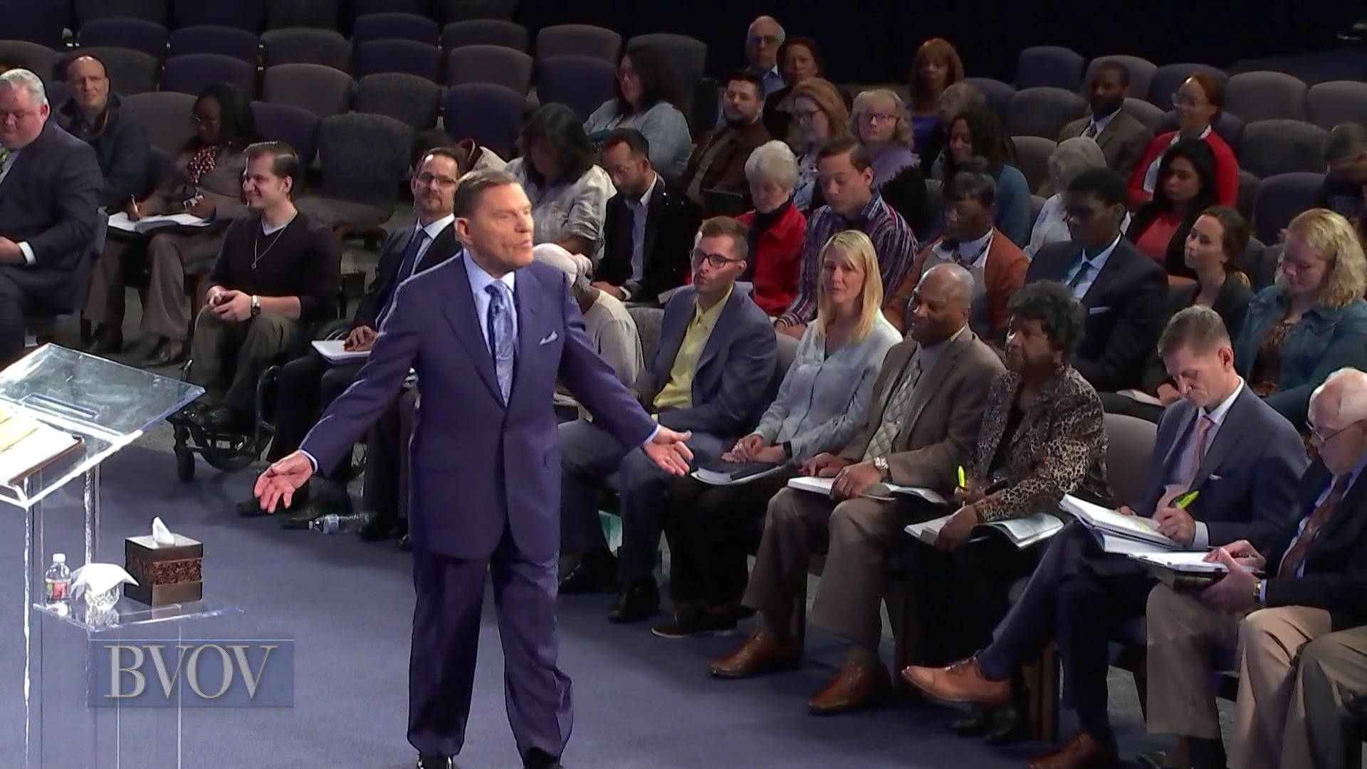 God is absolute good and zero bad! Watch Kenneth Copeland on Believer's Voice of Victory as he explains why it is important to see God as a BLESSING God who is 100% good. Learn how you can look at everything through the lens that God only intends good for your life!