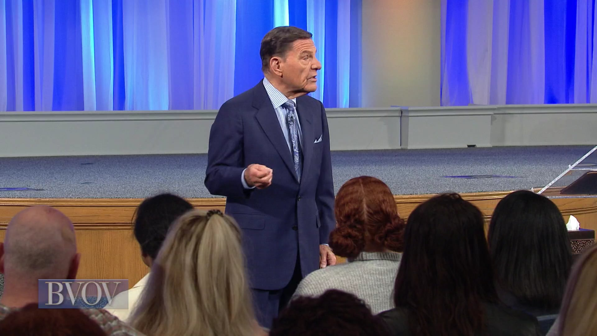 God is good all the time! Join Kenneth Copeland on Believer's Voice of Victory as he teaches you why THE BLESSING is the goodness of God poured out for you. When you see that God is never the problem, you will live in the goodness of God every day!