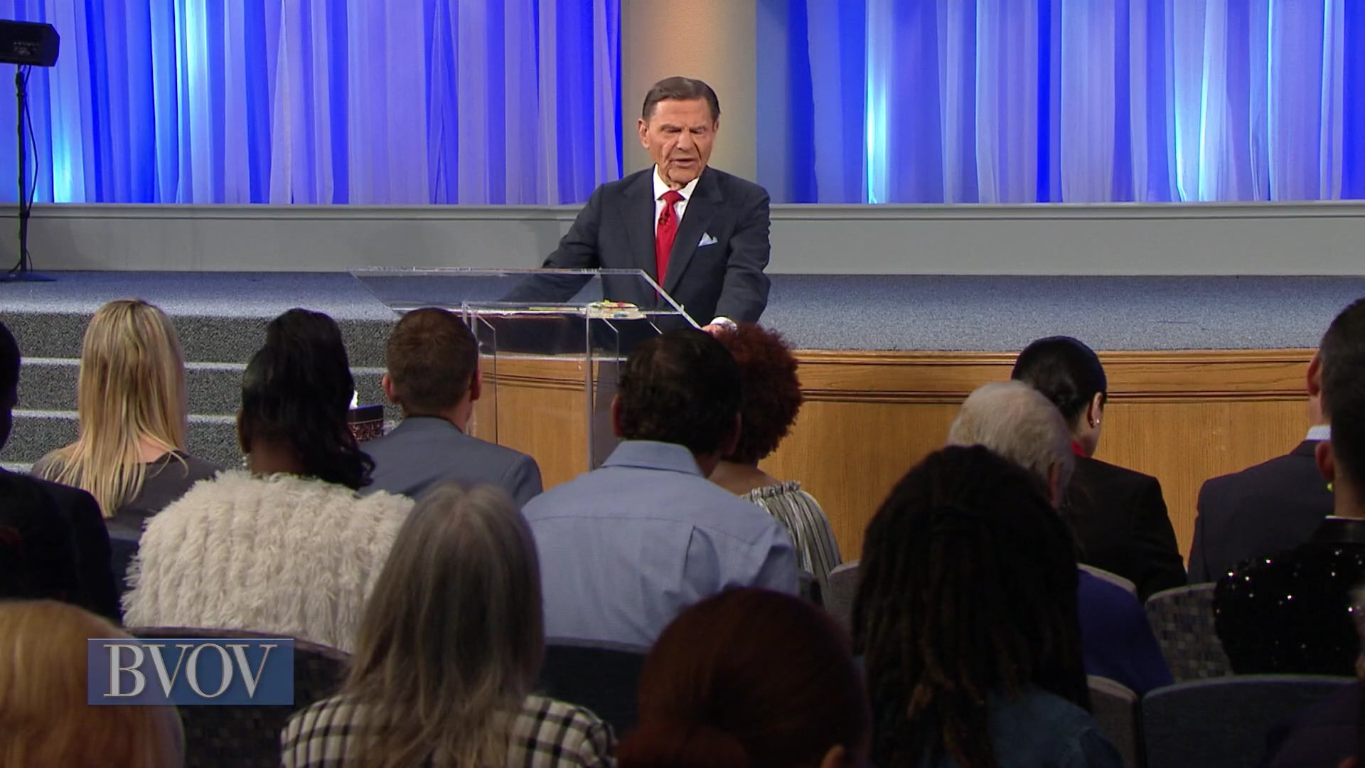 It's time to go into all the world and share God's goodness just like Jesus! Join Kenneth Copeland on Believer's Voice of Victory as he outlines the six foundational teachings of Jesus and how He ministered the goodness of God here on earth. See how you are called to do the same through the gifts of the Holy Spirit!