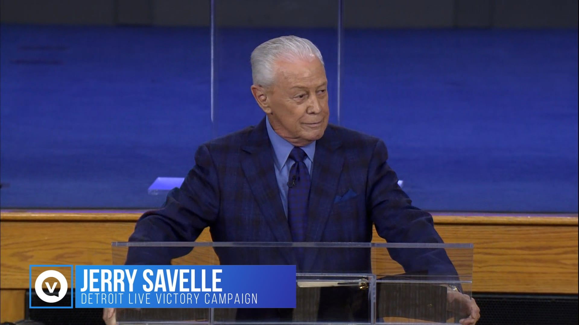 """At the 2021 Detroit Victory Campaign, Jerry Savelle shares a prophetic message about 2021—the Year of Firsts. """"Firsts"""" are designed by God to mark you forever. Every time you experience a """"first"""" God will use it as a barrier breaker. If you make """"firsts"""" happen for others, God will make """"firsts"""" happen for you."""