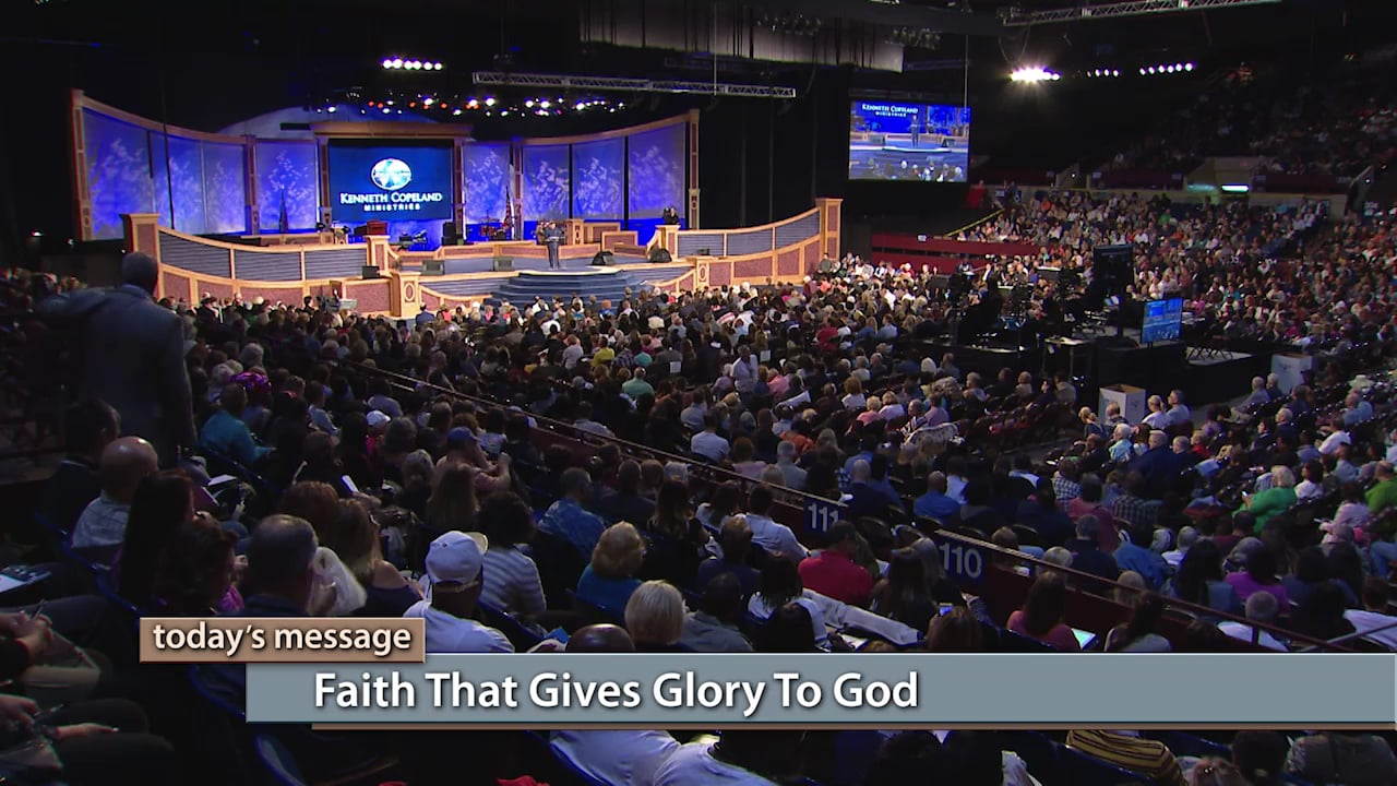 To get back to the basics of faith, we have to learn to be strong in faith! Today, on Believer's Voice of Victory, Kenneth Copeland shares how being strong in faith means you are fully persuaded that God can do what He has promised. This is the kind of faith that gives glory to God, and it belongs to you!
