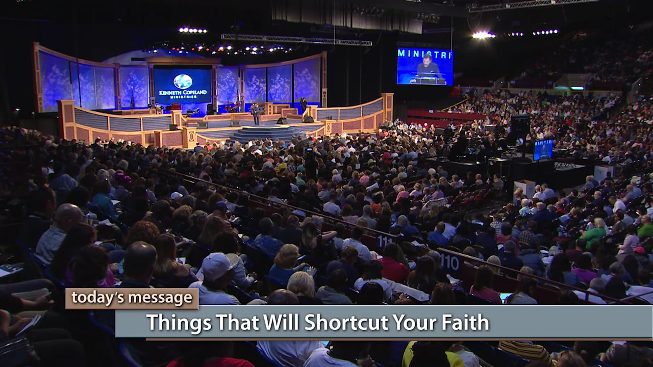 When you're practicing the basics of faith, you don't want to do things that will shortcut your faith. Watch Kenneth Copeland on this episode of Believer's Voice of Victory, as he reveals how strife and unrepented sin can limit God's power. Give place to God's WORD in the little things of life, and watch your faith go to a whole new level!