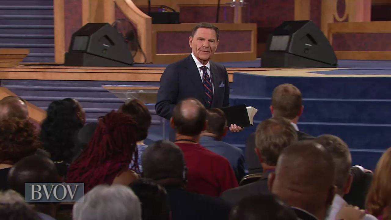 "Champions are known for winning and bringing change to situations. Have you ever thought about how to become a champion of faith? On this Believer's Voice of Victory, Kenneth Copeland shares the basics of ""champion status"" for God's people. As you begin putting the basics of faith into practice, you can become a champion of faith!"
