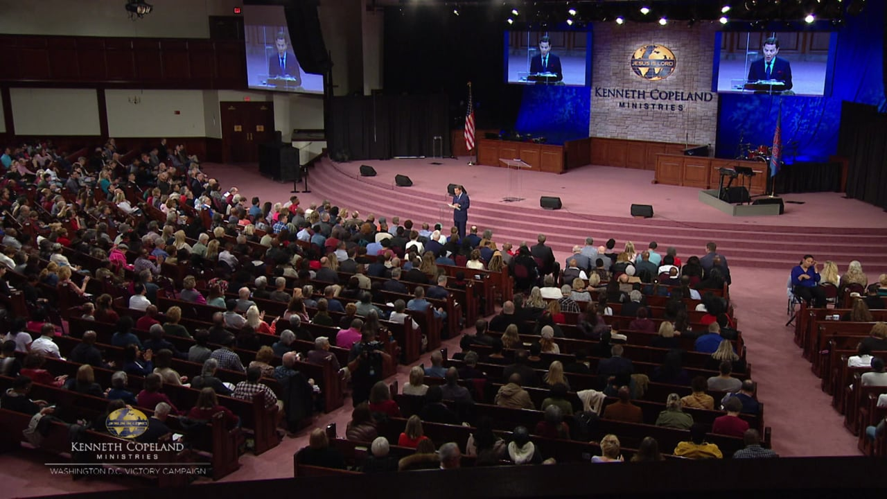 Every born-again believer has access to the power of the anointing! Join Kenneth Copeland at the 2018 Washington, D.C. Victory Campaign as he explains how calling, mandate and unction are the Holy Spirit leading you to tap into the anointing inside you. Don't miss this powerful teaching that will change your life forever!