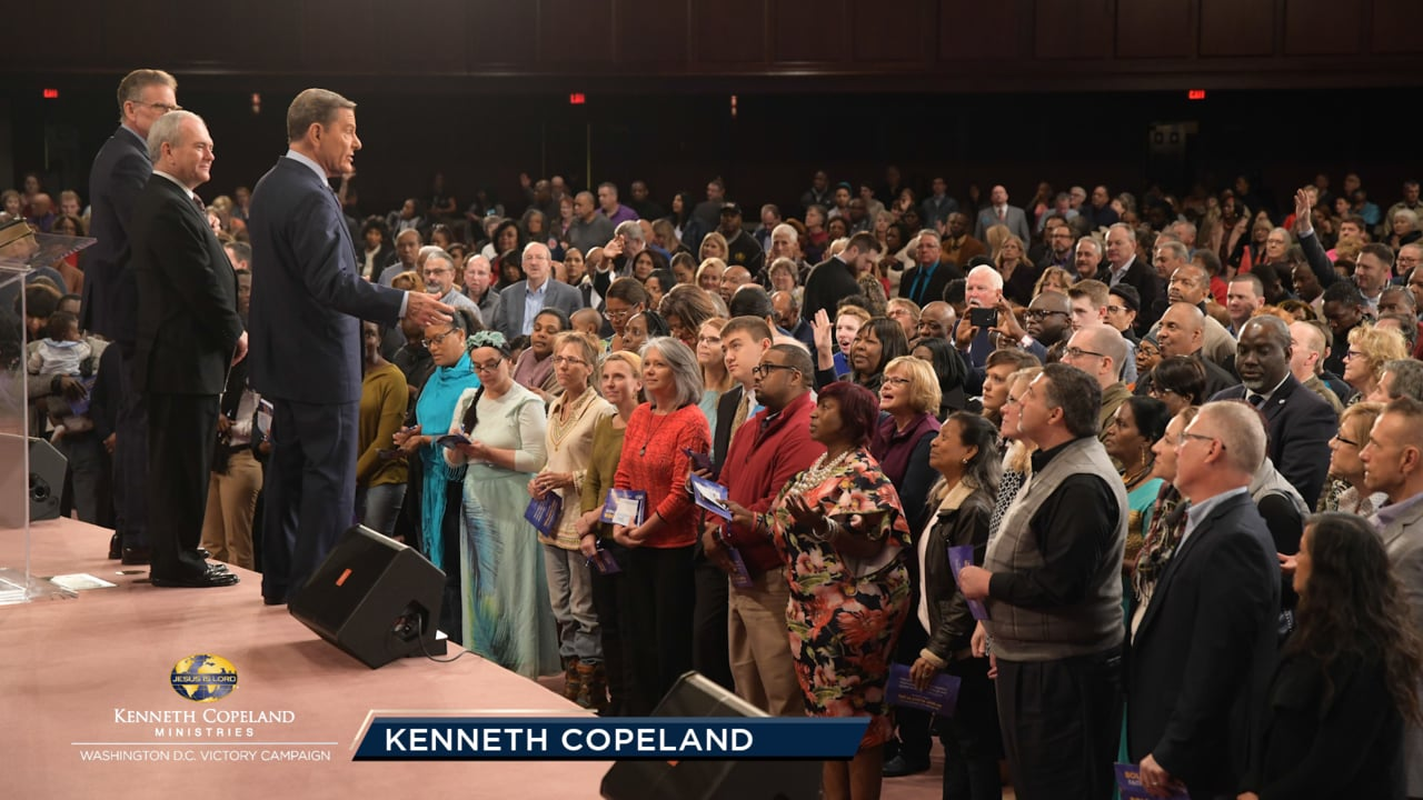 Watch Kenneth Copeland, Pastor George Pearsons and Buddy Pilgrim as they share about the benefits of being a Partner with Kenneth Copeland Ministries. Learn more during the Friday morning session of the 2018 Washington, D.C. Victory Campaign.