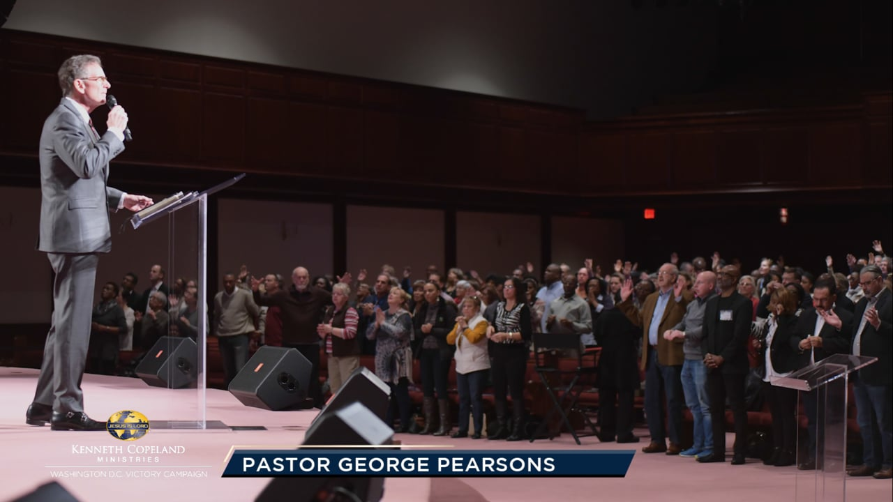"""At the 2018 Washington, D.C. Victory Campaign, Pastor George Pearsons teaches how to """"name your seed"""" and reap a supernatural harvest. Find out how to assign purpose to a seed, according to your need. What are you believing for? Learn to sow with high expectation for your deliverance!"""