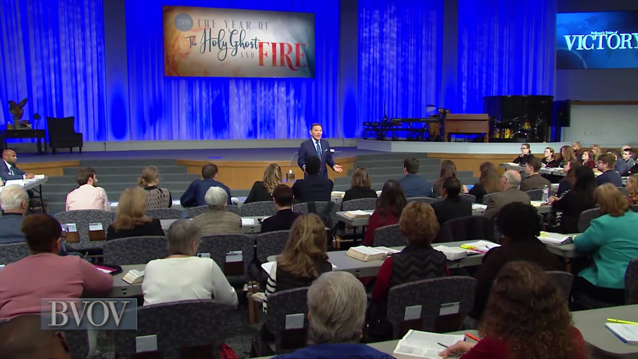 Class is in session! Join Kenneth Copeland on the campus of Kenneth Copeland Bible College™ for this episode of Believer's Voice of Victory, as he unpacks the laws of the Spirit beginning with the law of faith. Learn the importance of standing on The WORD of God—not just an idea. Faith is a force that belongs to you!