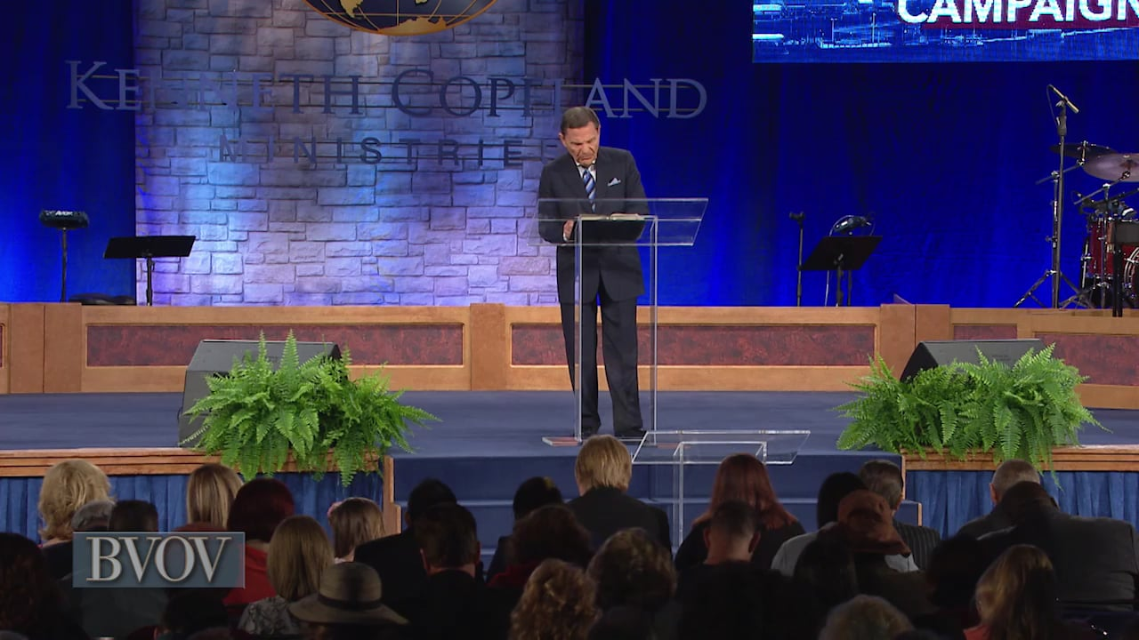 Allow The WORD to work in you. Don't let distractions or situations keep you from receiving all God has for you. Today, on Believer's Voice of Victory, Kenneth Copeland shares the importance of seeking God first in every area of our lives.