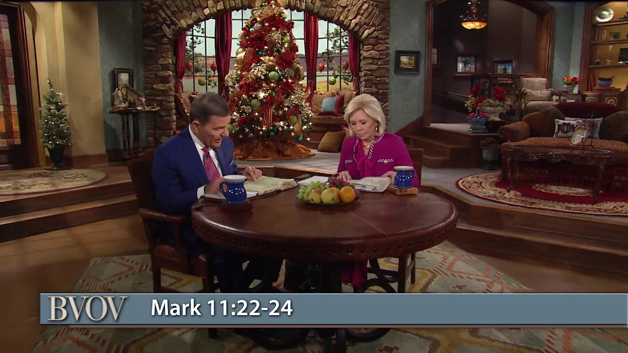 Merry Christmas! Join Kenneth and Gloria Copeland on Believer's Voice of Victory, as they discuss the difference between spiritual forces and how they work. Learn how hope is always in the future, but faith is NOW. Don't get stuck in hope—cross over to the simplicity of faith!