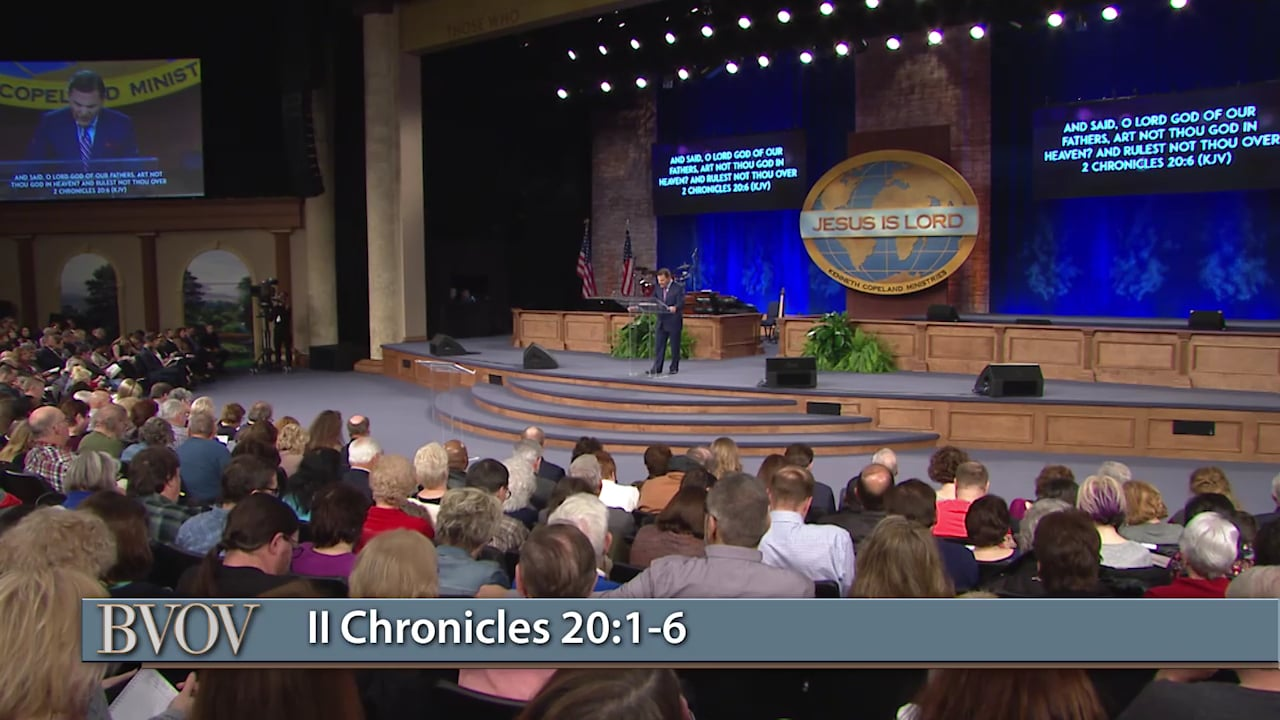 What does The WORD of God say about finding success? Join Kenneth Copeland on Believer's Voice of Victory as he teaches you how to drive out fear, take your authority and get on the road to success, all found in The WORD of God. Don't let the devil hold you back anymore—go take what belongs to you!