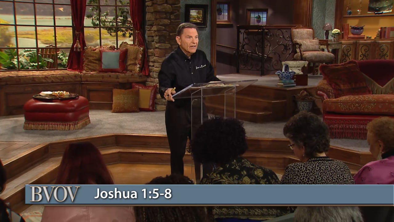 Train Your Spirit for Victory With The WORD | Kenneth Copeland