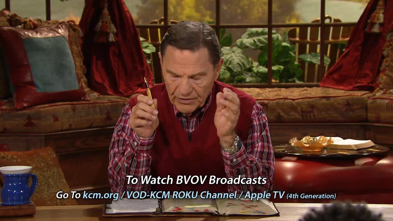 Are you going one way while God goes another? Join Kenneth Copeland on Believer's Voice of Victory, as he reveals the importance of training your spirit to follow God's will for your life—no matter the circumstances. Learn how to merge your will with God's will, so you'll be one step closer to living a victorious life!