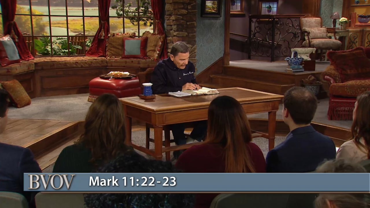 Do you wait for a crisis to start building spiritual muscle? Find out why that will never work, on Believer's Voice of Victory, as Kenneth Copeland shares the importance of training your born-again spirit in advance. You'll learn to strengthen your inner man by filling up on The WORD. The Bible is the truth and it can be trusted. Now train your spirit to believe it!