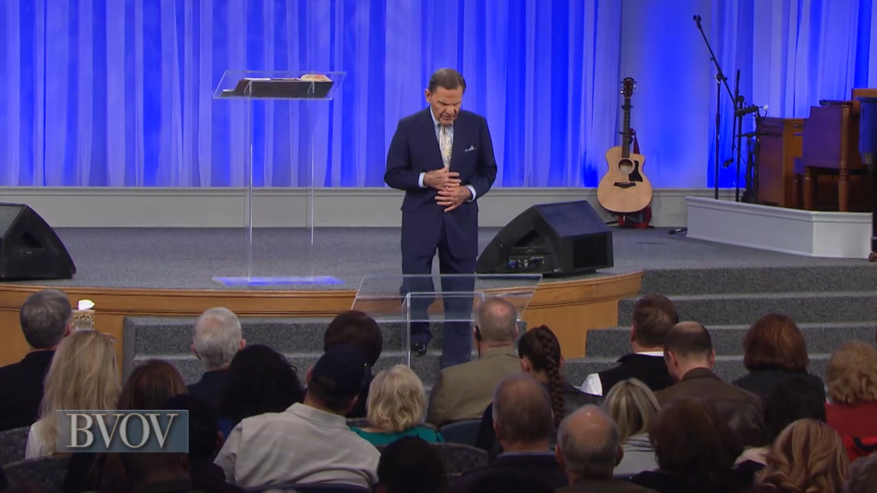 Are you choosing life or allowing death? Watch Believer's Voice of Victory as Kenneth Copeland shares how THE BLESSING has always belonged to you—but you have to access it! Spiritual death is everything under the curse. True prosperity is every need met abundantly. The curse is death, but THE BLESSING is spiritual life!