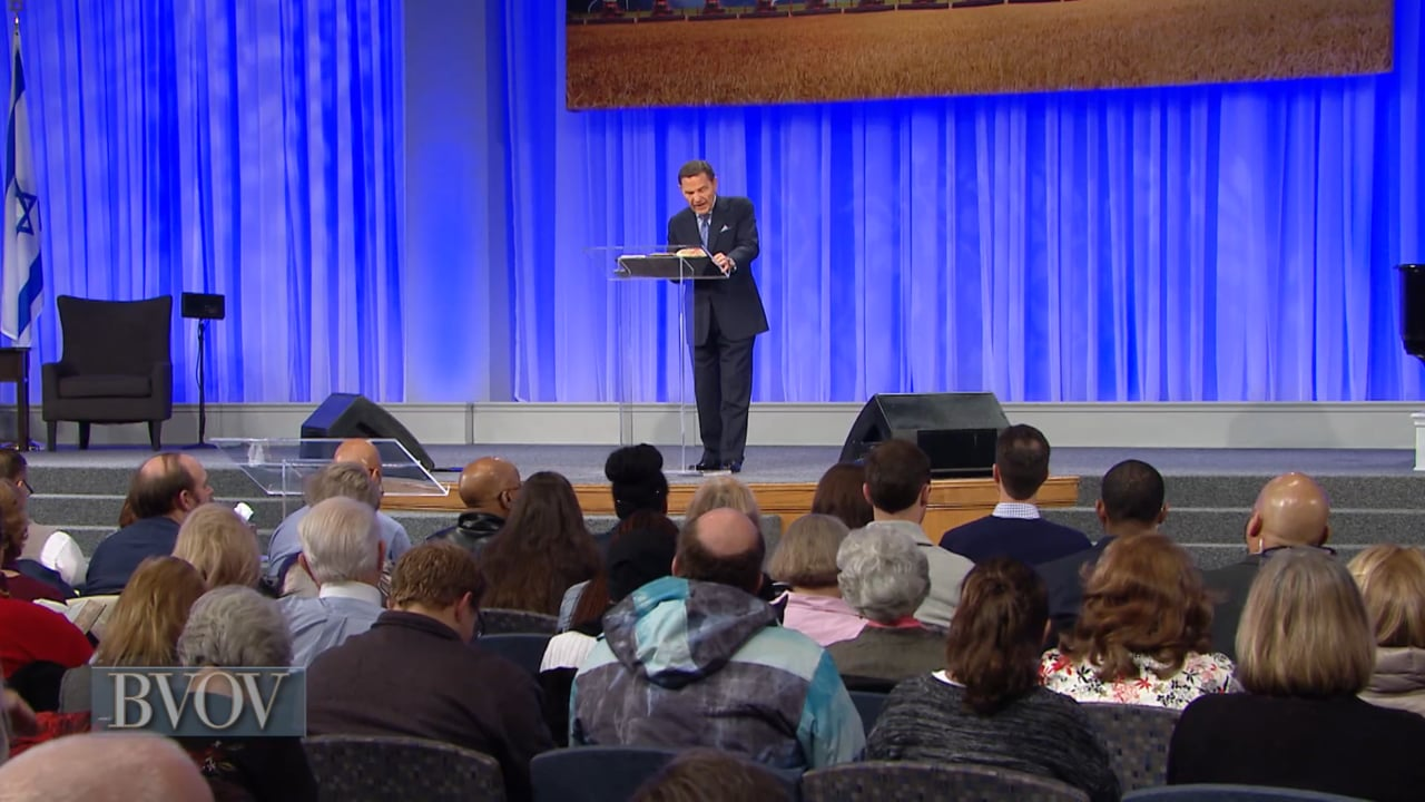 The curse is forever destroyed! Join Kenneth Copeland on Believer's Voice of Victory as he teaches you the importance of getting aggressive about taking the promises of God. When you get a revelation that the battle has already been won, you can take a victory stand to receive the promise!