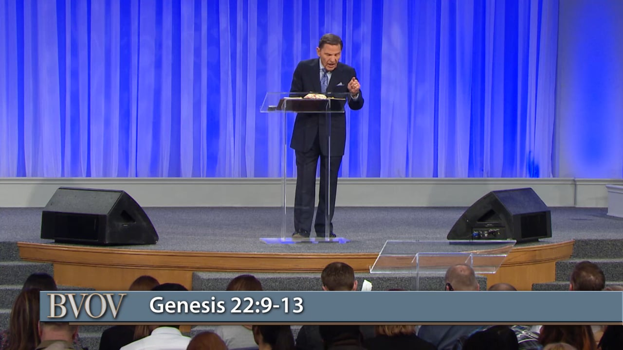 Watch Kenneth Copeland on Believer's Voice of Victory as he explains how to follow Abraham's example to live in abundance as he did. His secret? Faith and patience receive the promise! Every part of THE BLESSING is available to you—determine to develop spiritual endurance and take what belongs to you without fear and without hesitation!