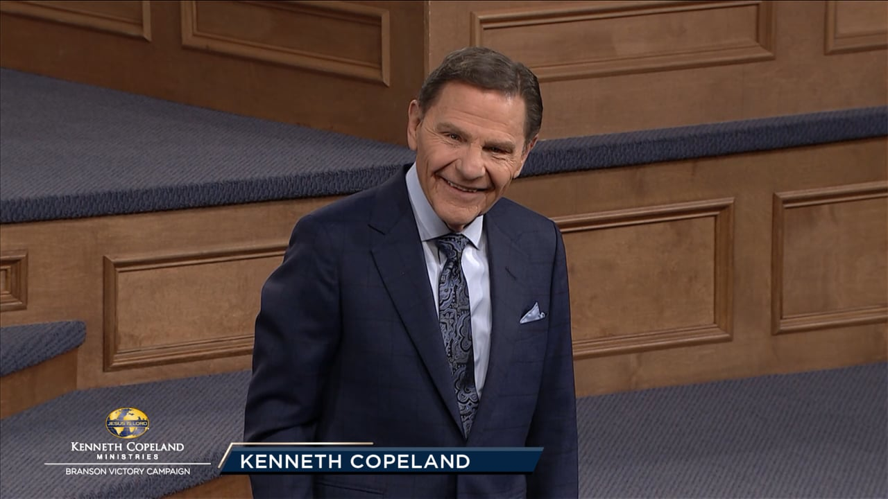 Faith built on love will overcome any situation! Join Kenneth Copeland at the 2019 Branson Victory Campaign on Friday evening as he shares how the faith-love connection works in your favor. When your faith is built on love, your faith cannot fail!